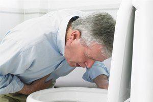 Начальная стадия язвы желудка