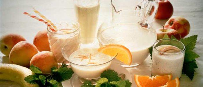Продукты при повышенной кислотности желудка