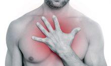 Боли в груди от желудка